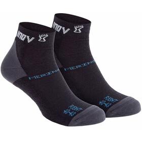 inov-8 Merino Mid Socks Black
